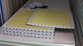 二畳台の表替