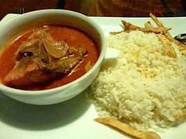 Bild: Chicken Curry