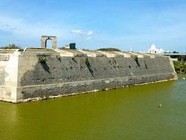 Bild: Holländisches Fort in Jaffna