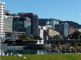 Die Hauptstadt Wellington