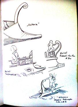 Skizze aus meinem Notizbuch