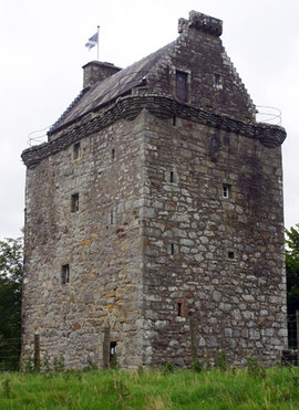 Elsdon Pele Tower, Phil Tirkell