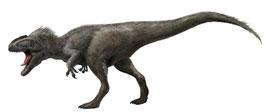"""「羽王竜」羽毛を持ったティランノサウルス類""""ユティランヌス・フアリ"""""""