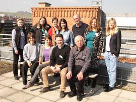 Die Teilnehmer des Netzwerktreffens in Wien (Foto: ABF-BOKU)