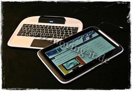SkoolPad | Tablet und Netbook in einem