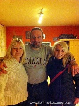 Heike, Ralf & Nicole