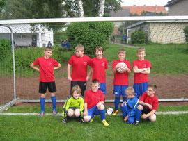 Unser Mannschaft beim Vöhler Topf 2013