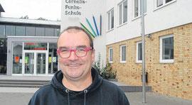 Hat einen vielseitigen Job: Jürgen Otto reizt die Aufgabe in Gemünden, weil er dort nicht nur als Schulsozialarbeiter tätig sein wird, sondern auch im Jugendmigrationsdienst und in der offenen Jugenarbeit arbeiten kann.