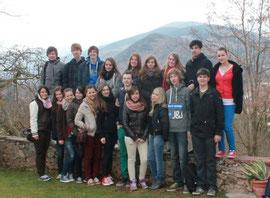 Die Teilnehmer der KGS Sehnde