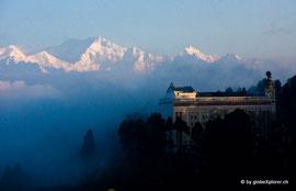 Kanchenjunga 8686m