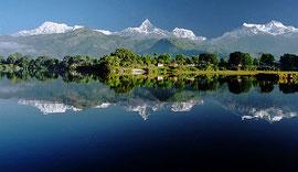 Pokhara Lakeside