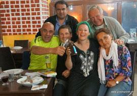 Party mit Kurden