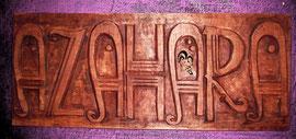 Talle en madera de tilo