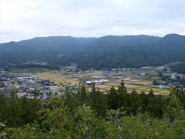 川場村風景