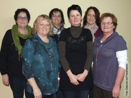 Der Vorstand im Jahre 2013