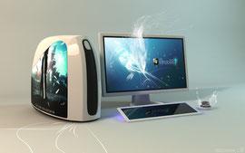 Computer ultima generazione Window 7