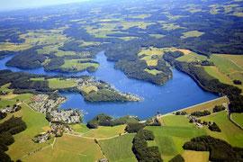 Bevertalsperre, Bergisches Land
