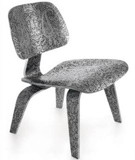 Chaise Ethno-Eames. Paolo Giordano. I+I