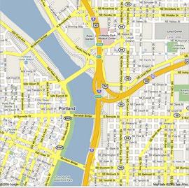Peta Google merupakan antara aplikasi yang membolehkan pelanggan anda mencari perniagaan anda.