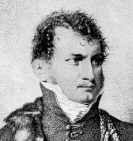 Ludwig Adolf Wilhelm Freiherr von Lützow (* 18. Mai 1782 in Berlin; † 6. Dezember 1834 )