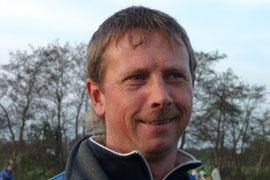 Dirk Westerman, Betreuer der AH-Mannschaft