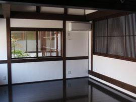 大田市 ~古民家~ 古民家 · 水廻り · 洗面所 · キッチン · 平成23年 · デッキ