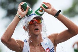 Michael Rauschendorfer - Ironman Hawaii 2009: Andreas Raelert