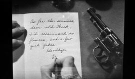 Suicide Note, Kurtz Detektei Düsseldorf