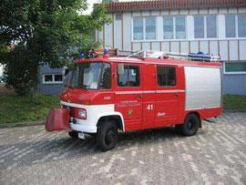 Löschfahrzeug LF 8.