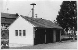 Altes Feuerwehrgerätehaus.