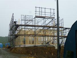 家作りのステップ 西岡建設