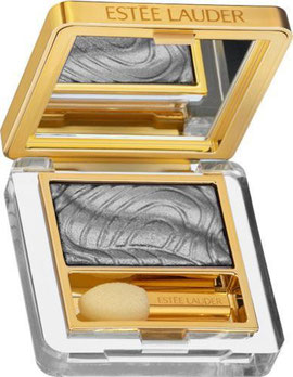 Estée Lauder Pure Color Gelée Powder Eye Shadow Silver