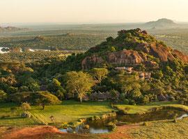 Panoramica del Ranch