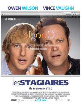 Owen Wilson et Vince Vaugh décrochent un stage chez Google: c'est le paradis! (©20th Century Fox)