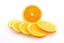Ferienwohnung Valencia, Bildquelle: fotolia.com, Oranges in Slices © didden