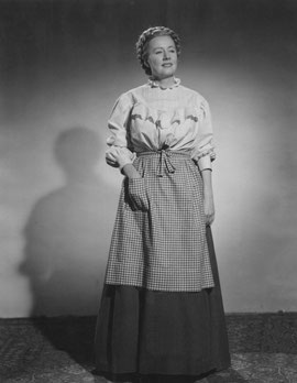 "publicity for ""I Remember Mama""(1948)"