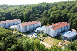 Luftbild Sellin Rügen - Mecklenburg Vorpommern Luftbild