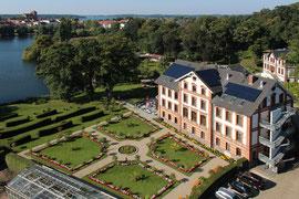 Hotel Tiefwarensee - Waren Müritz - Luftbild Mecklenburg-Vorpommern - Lageplan