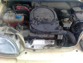 Motore in panne