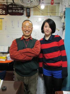 本田哲也とtoBe塾卒生