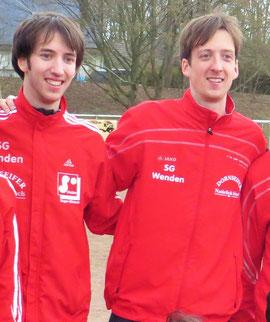 Tim und Sven Sidenstein
