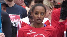 Mealat Yemane: 10 km Bestzeit 36:59 min