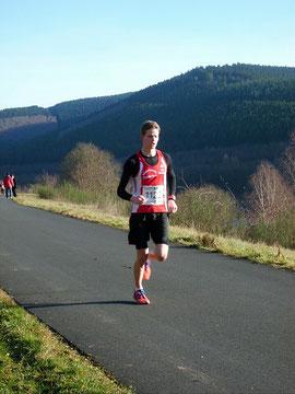 Nils Schäfer, Sieger an der Obernau  (Foto: Thorsten Hähling)