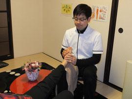 足もみ 足ツボ 健康