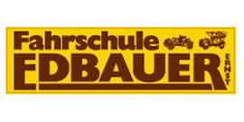 Fahrschule Edbauer Logo