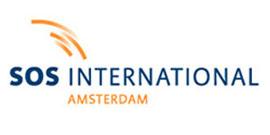 SOS International Amsterdam Logo