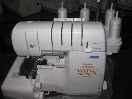 ベビーロック 糸取物語・BL69WJ 2本針4本糸ジェットエアスルーシステム完備