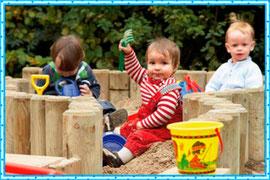 Конфликтная ситуация на детской площадке