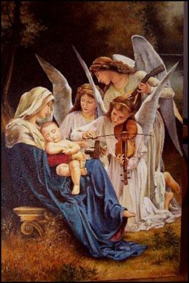 Ангелы тебе споют