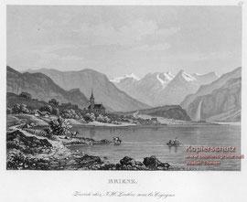 Brienz; J.H. Locher um 1840